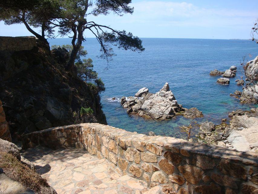 Villa de vacances en location la montgoda lloret de mar for Location maison lloret del mar avec piscine