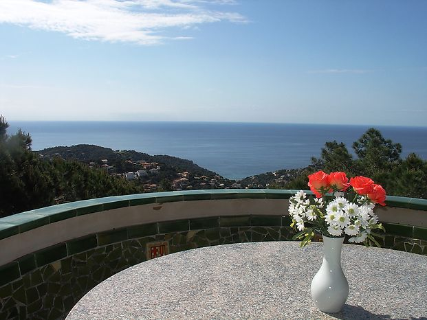 Villa for rent Serra Brava - Lloret de Mar