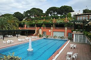 House for rent near the sea in Cala Canyelles (Lloret de Mar)