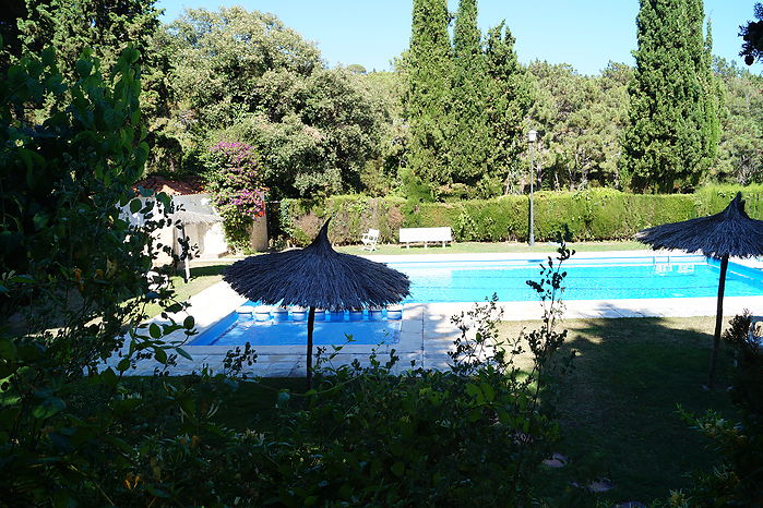 Holiday house in great residential area for rent near Lloret de Mar.