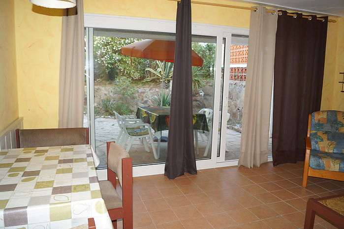 House for rent, 1 bedroom, near the beach of Lloret de mar (Canyelles)