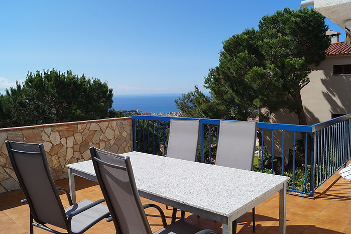 House for rent, 3 bedrooms, in Lloret de mar