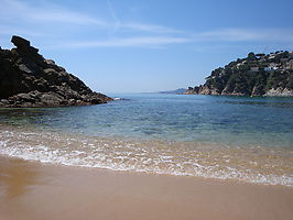 Practical house for rent in Cala Canyelles (Lloret de Mar