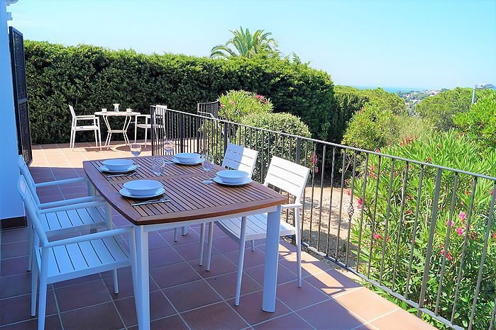 Holiday house with charm for rent between Lloret and Tossa de mar
