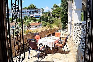 Holiday home near the beach of Cala Canyelles