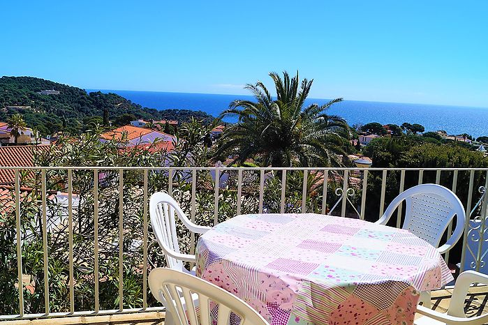 House for rent with beautiful seaviews (Cala Canyelles)