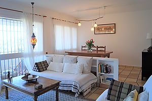 Apartment for rent holiday in Cala Canyelles