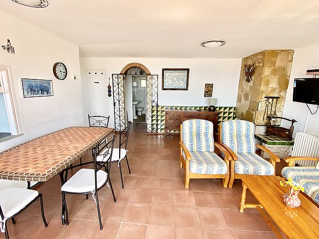 Cozy house for rent in Cala Canyelles (Lloret de Mar)
