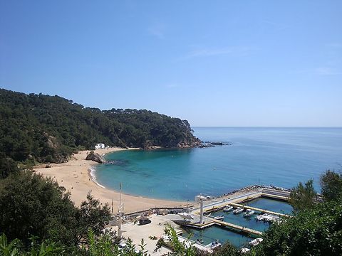 Residential park Cala Canyelles